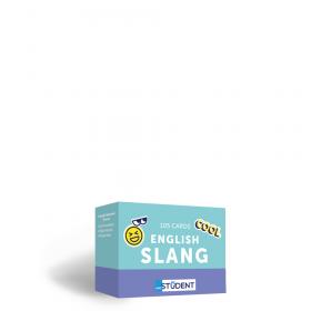 Картки англійських слів English Student —  English Slang 105 карток