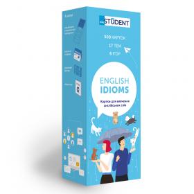 Картки англійських слів English Student - English Idioms